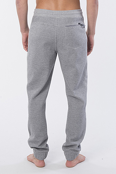 Штаны прямые Rip Curl Charged Track Pant Grey Marle
