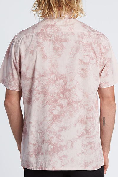 Рубашка Billabong Sundays Tie Dye Pink Haze