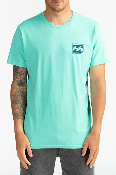 Футболка Billabong Warchild Tee Light Aqua