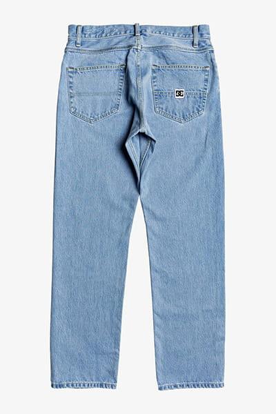 Джинсы DC Shoes Worker Relaxed Pant Vintage Bleach