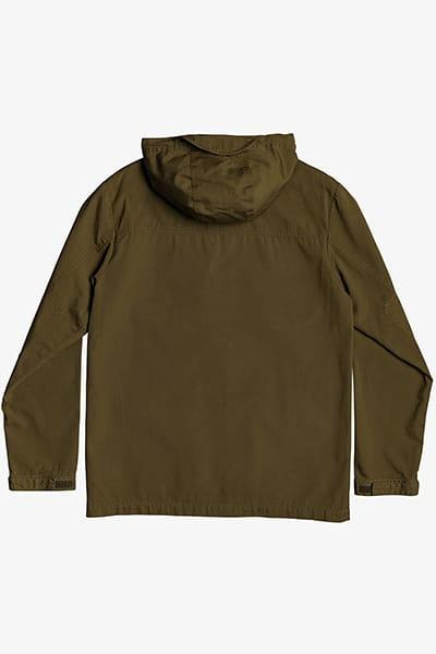 Куртка DC Shoes Boxy Parka Military Olive