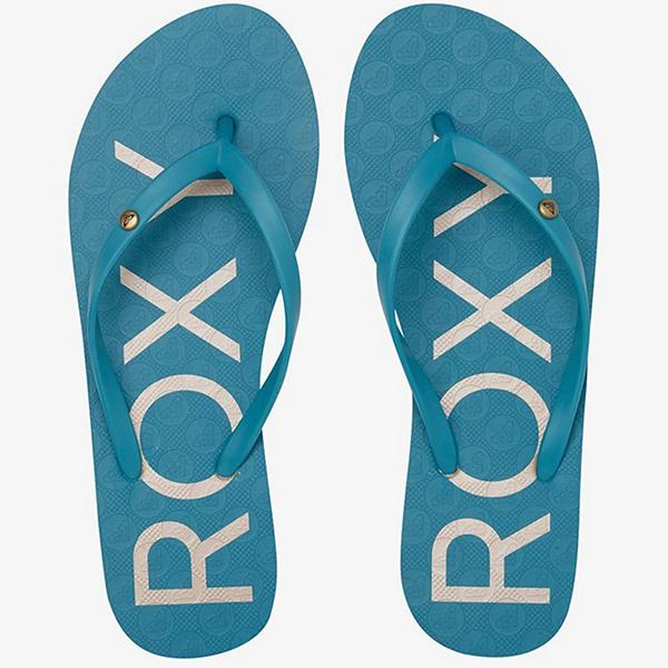 Вьетнамки женские Roxy Sandy Iii Blue Depths