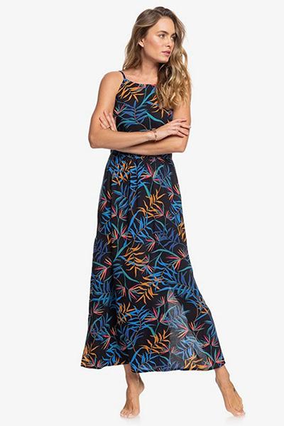 Платье женское Roxy Capri Sunset Anthracite Wild