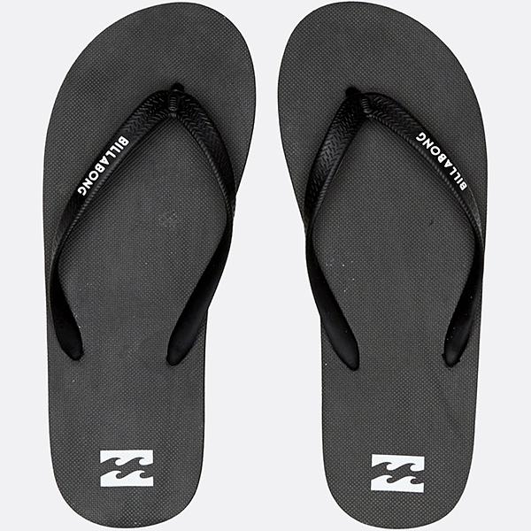 Вьетнамки Billabong Tides Solid Black-25
