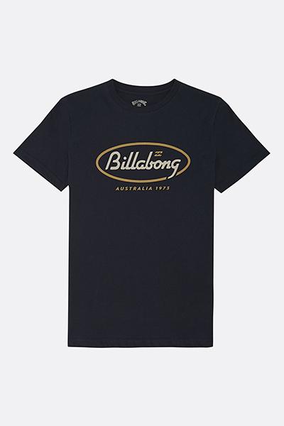 Футболка Billabong State Beach Ss Tee B Navy
