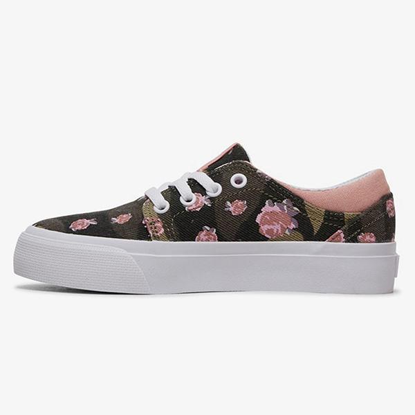 Кроссовки женские DC Shoes Trase Tx Se G Shoe Cmo Camo