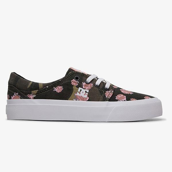 Кроссовки женские DC Shoes Trase Tx Se J Shoe Cmo Camo