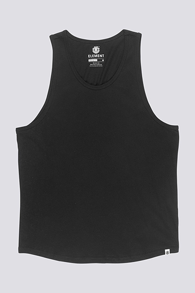 Майка Element Basic Tank Flint Black