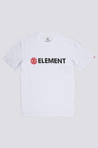 Футболка Element Blazin Ss Optic White