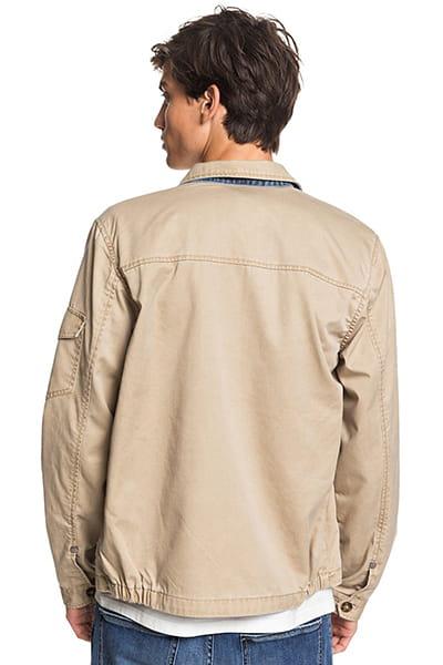 Куртка QUIKSILVER Kokotiajkt M Jckt Ckk0 Plage