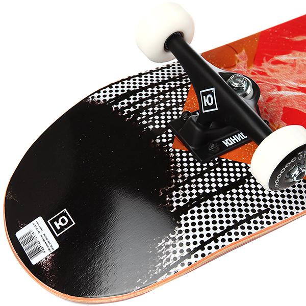 Скейтборд в сборе Юнион Скейт Anonymous 8.25*31.875