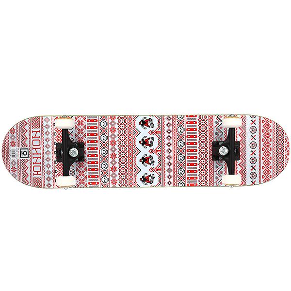 Скейтборд в сборе Юнион Скейт Ornament 7,875x31,875