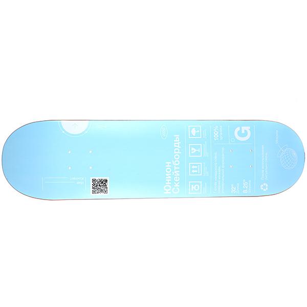 Дека для скейтборда Юнион Органик 31.875 x 8.125 (20.6 см)