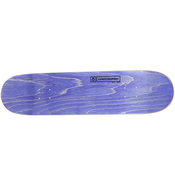Дека для скейтборда Юнион NUPOGODI 8.125 x 32 (20.6 см)