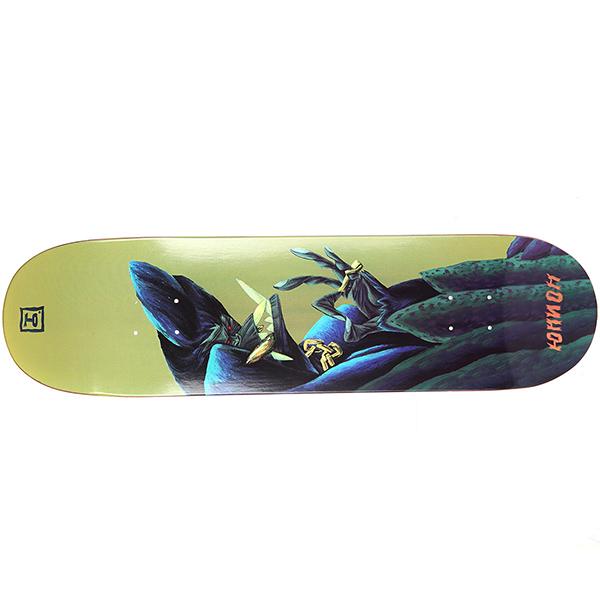 Дека для скейтборда Юнион Макака 31.875 x 8.375 (21.3 см)