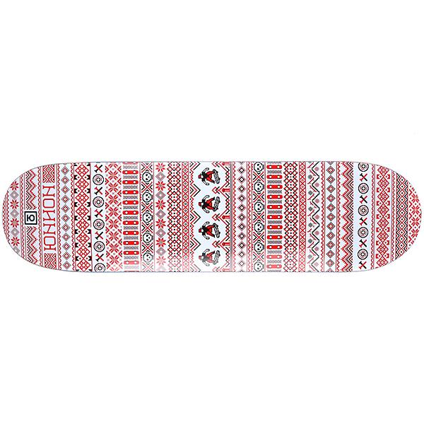 Дека для скейтборда Юнион Орнамент 32 x 8.3 (21.1 см)