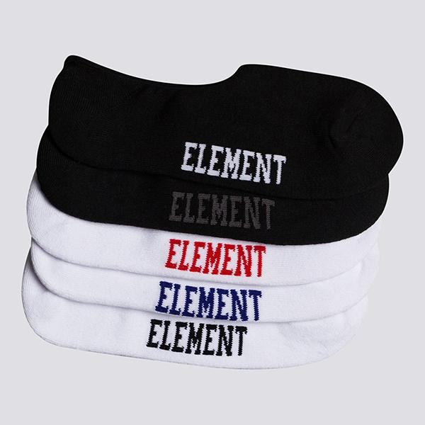 Носки Element 5 Пар Low-28