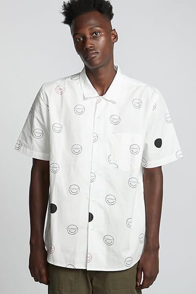 Рубашка Element Polka Smile Hello Off White
