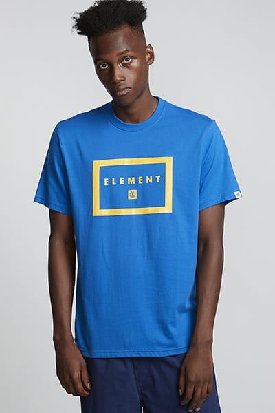 Футболка Element Banzer Nautical Blue