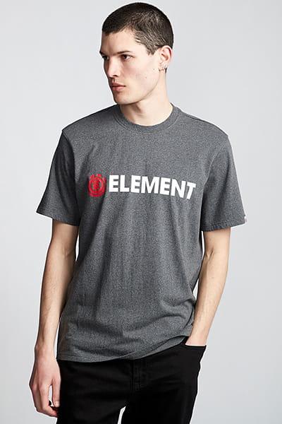 Футболка Element Blazin Charcoal Heathe