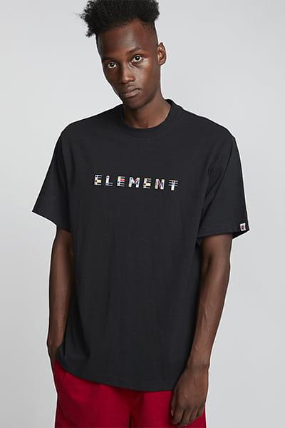 Футболка Element Metz Flint Black
