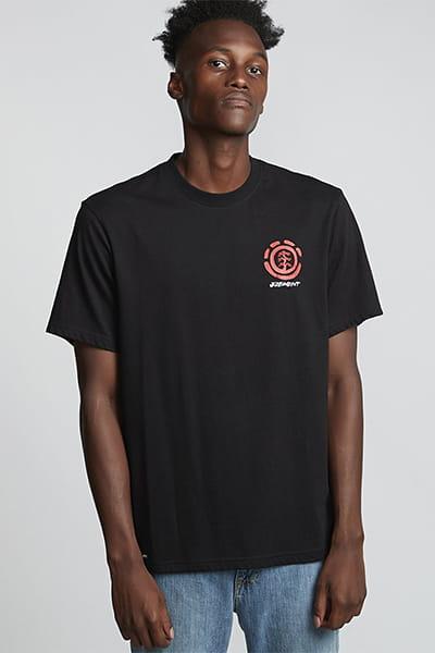Футболка Element Tuckwei Flint Black