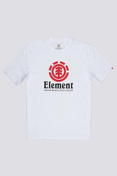 Футболка Element Vertical Optic White-38