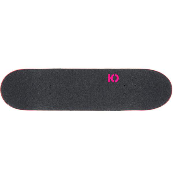 Скейтборд в сборе Юнион Скейт Home Combo голубой 8,0x31,625