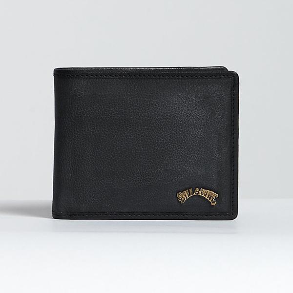 Кошелек Billabong Arch Id Leather Black