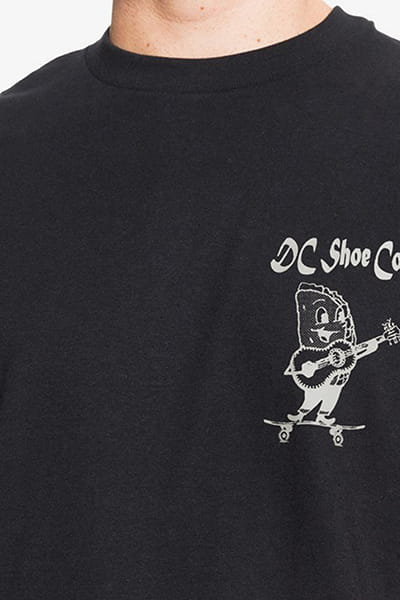 Футболка DC Shoes Taco Tuesday Black
