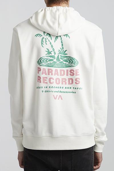 Джемпер Rvca Paradise Records Hoo Antique White