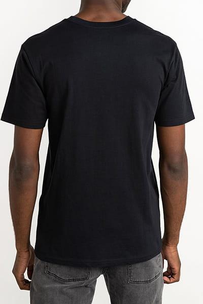 Футболка Rvca Balance Ss Black