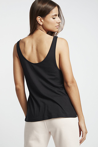 Майка женская Billabong Legacy New Scoop Black