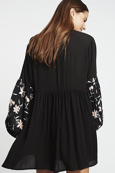 Платье женское Billabong Blissfull Black