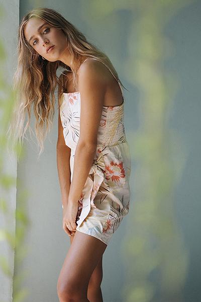Платье женское Billabong Island Hopper Whisper