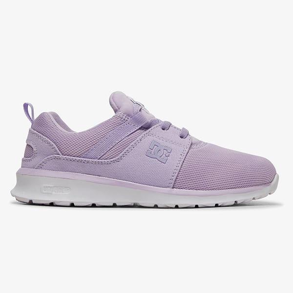 Кроссовки женские DC Shoes Heathrow Shoe Lil Lilac
