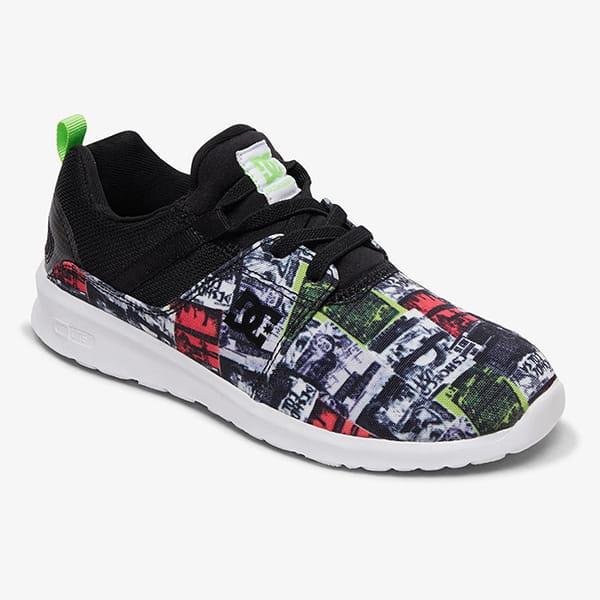 Кроссовки детские DC Shoes Heathrow Tx Se Shoe Multi