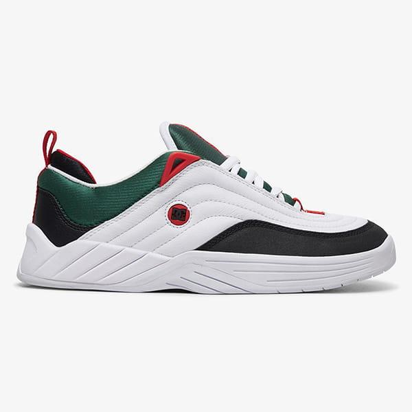 Кроссовки DC Shoes Williams Slim M Shoe Wtk White/Black/Athletic