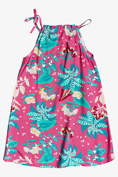 Платье детское Roxy Dress Pink Flambe Sunnypla