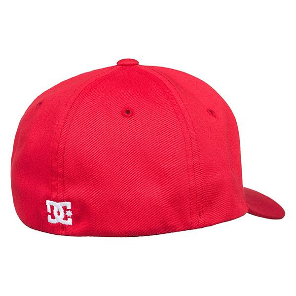 Бейсболка детская DC Shoes Cap Star 2 Tango Red