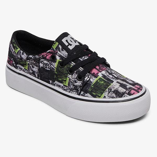 Кеды детские DC Shoes Trase B Multi