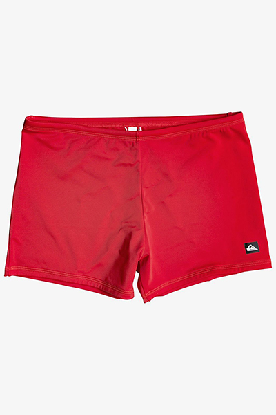 Плавки QUIKSILVER Mapool High Risk Red