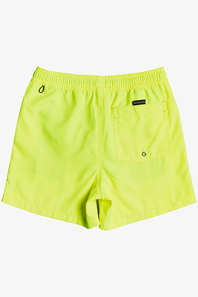 Шорты детские QUIKSILVER Evdayvlyth13 Safety Yellow 7