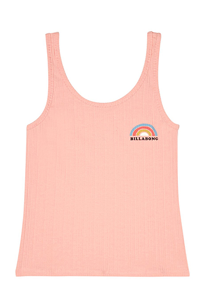 Майка женская Billabong Cut Off Tank Peaches
