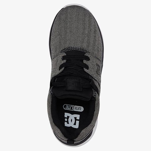 Кроссовки DC Shoes Heathrow Tx Se Dark Grey