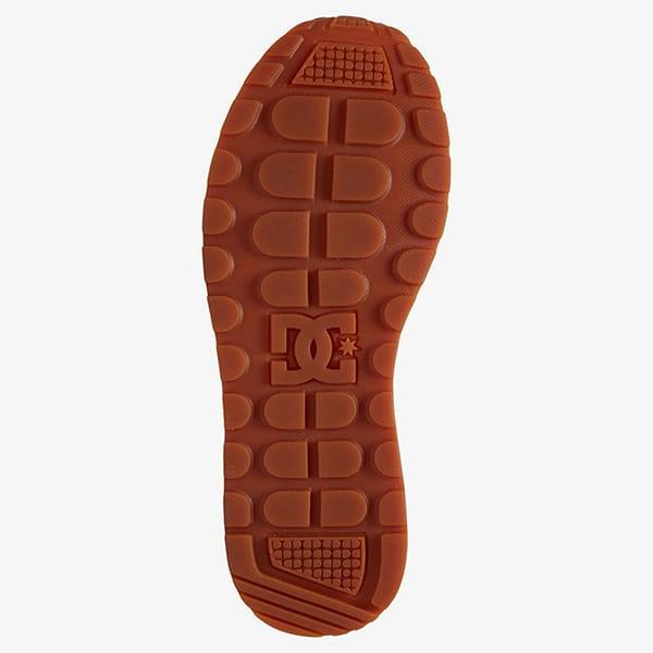 Кроссовки детские DC Shoes Kalis Lite B Xkrg Black/Red/Green
