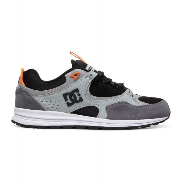 Кроссовки DC Shoes Kalis Lite Se M Black/Orange