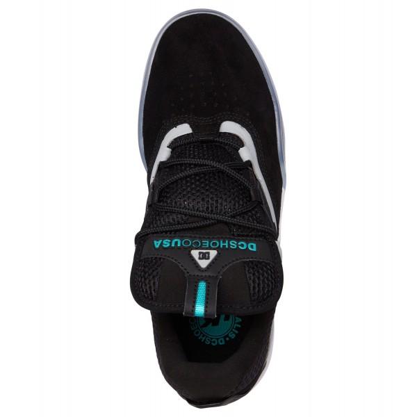 Кроссовки DC Shoes Kalis Se M Black/Green/Grey