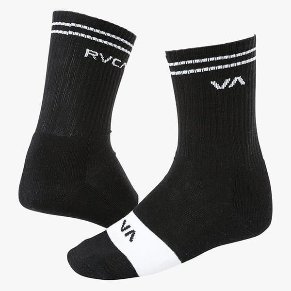 Носки Rvca Union Skate Sock Black