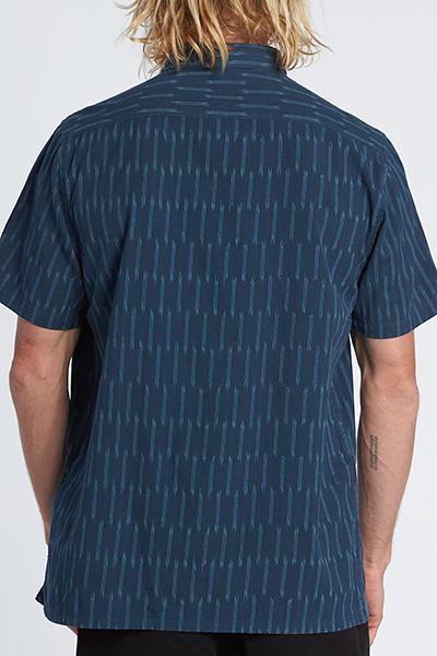 Рубашка Billabong Sundays Jacquard Indigo